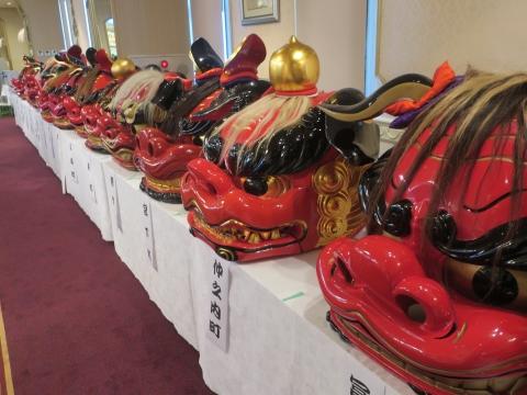 「石岡獅子舞連合会創立30周年記念式典」 (9)