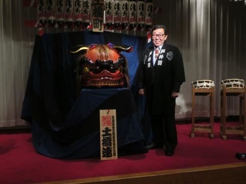 「石岡獅子舞連合会創立30周年記念式典」 (26)