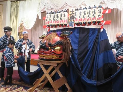 「石岡獅子舞連合会創立30周年記念式典」 (27)