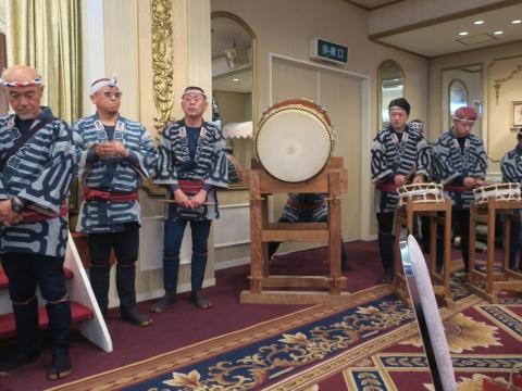 「石岡獅子舞連合会創立30周年記念式典」 (28)
