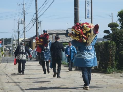 「石岡獅子舞連合会創立30周年記念式典」 (31)