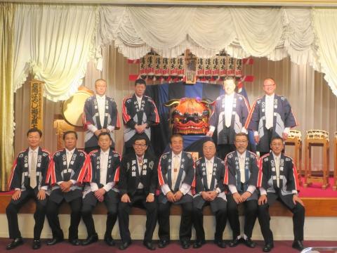 「石岡獅子舞連合会創立30周年記念式典」 (33)