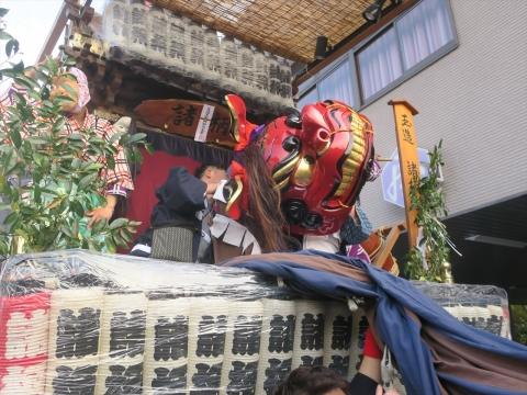 「玉造大宮神社祇園祭」⑥_R