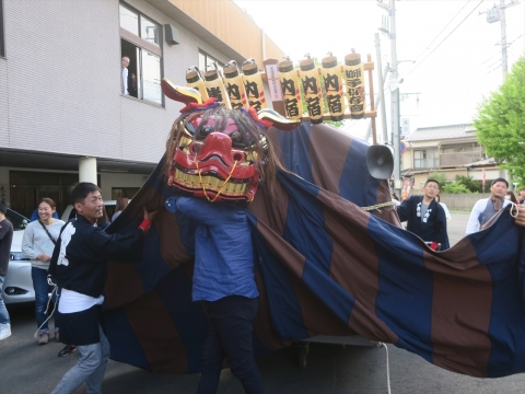 「玉造大宮神社祇園祭」⑪_R