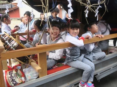 「玉造大宮神社祇園祭」⑬_R