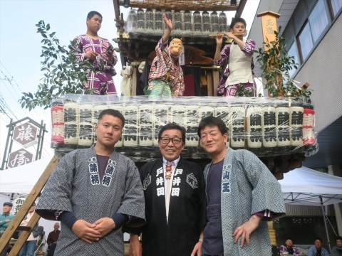 「玉造大宮神社祇園祭」⑭_R
