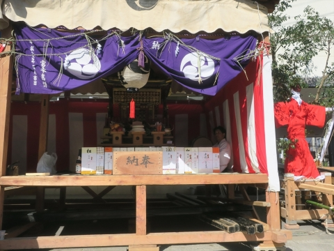 「玉造大宮神社祇園祭」㉛_R