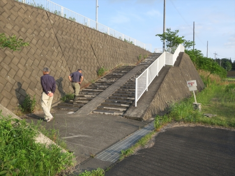 「北小の子供達の通学路の階段を直そう!」 (4)_R