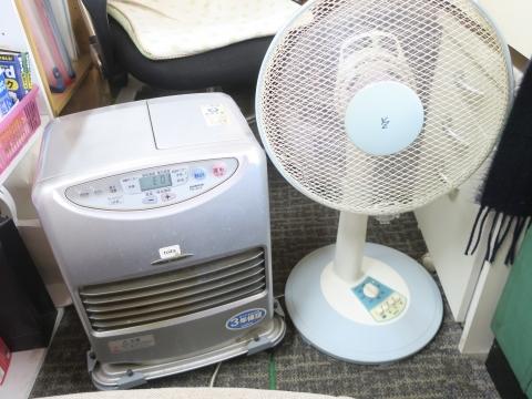 「事務所の気温が、34℃になってしまいました!」②