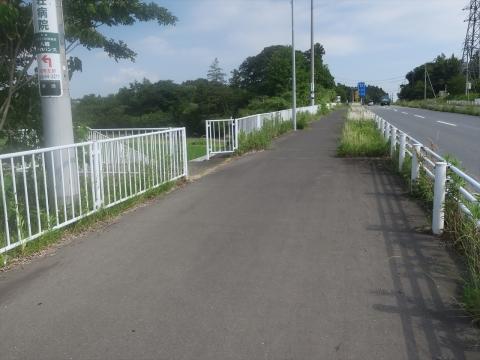 「北小の子供達の通学路の危険階段が修復されました!」⑧_R