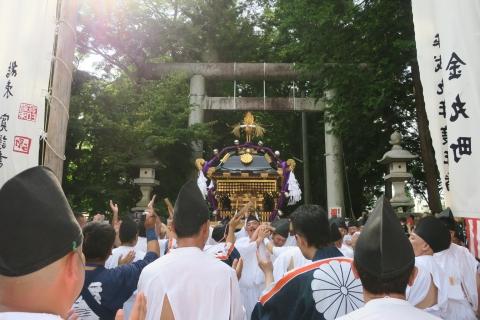 「令和元年常陸國總社宮例大祭」神輿巡行ルート発表①