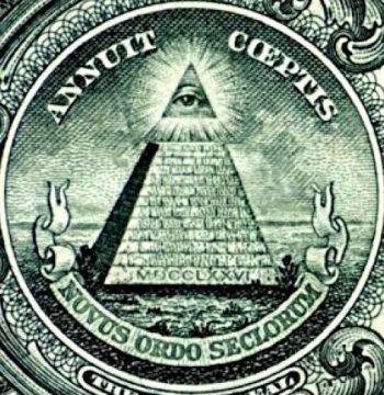 イルミナティのピラミッド