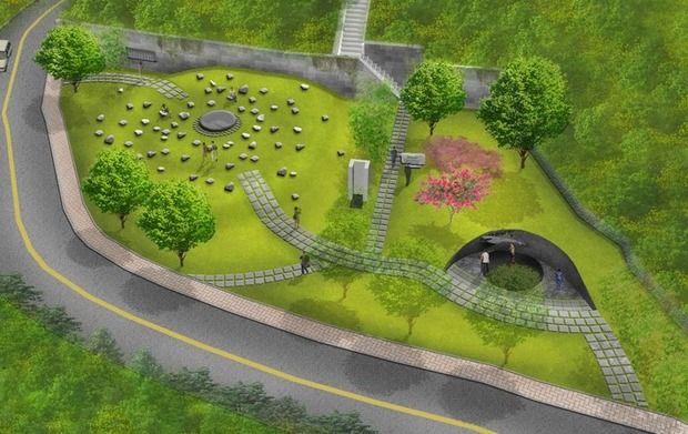 慰安婦追悼公園