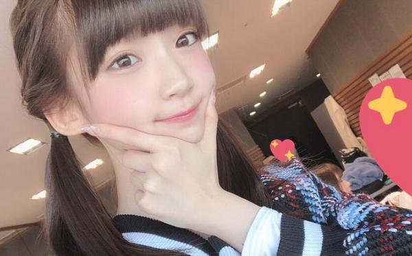 AKB48 NGT48 荻野由佳