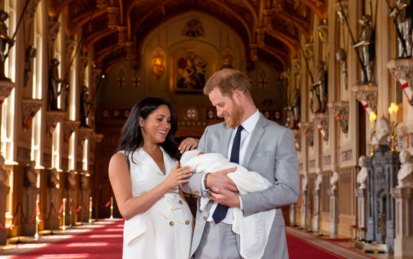 ヘンリー王子とメーガン妃