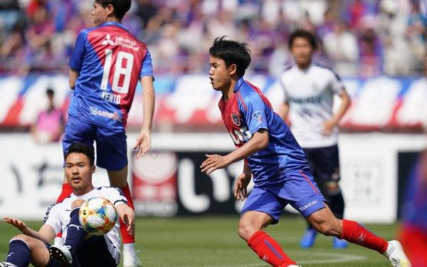 久保建英 FC東京