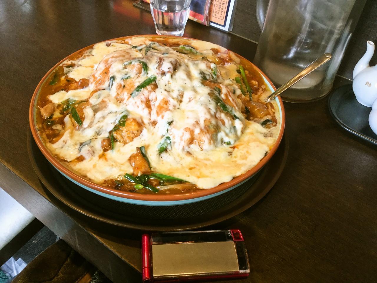 俵飯(チーズダッカルビ)