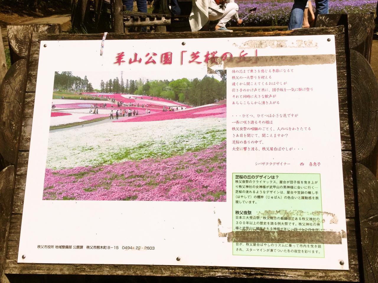 東大門(芝桜)