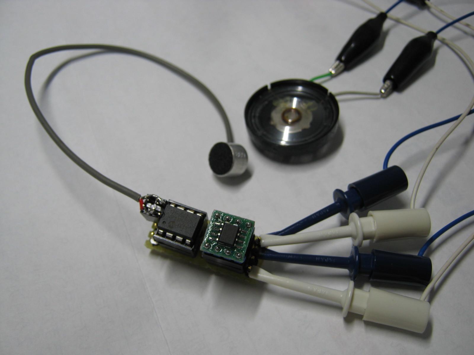 ミミクリ基板換装12F1501外観