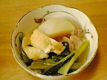 おがのおーがにっくらいふ(★´ひ`★)ゞ-05.12.07 煮物