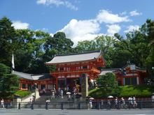 おがのおーがにっくらいふ(★´ひ`★)ゞ-八坂神社