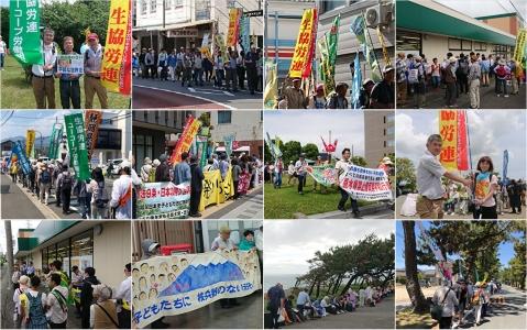 2019年平和行進(静岡)