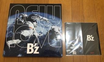 B'z「NEW LOVE」Amazon初回限定盤2