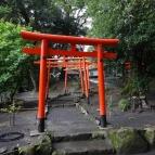 13:30 稲荷神社?