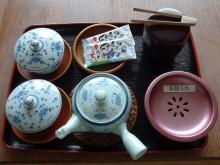 15:32 お茶とお菓子