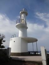 8:43 薩摩長崎鼻灯台