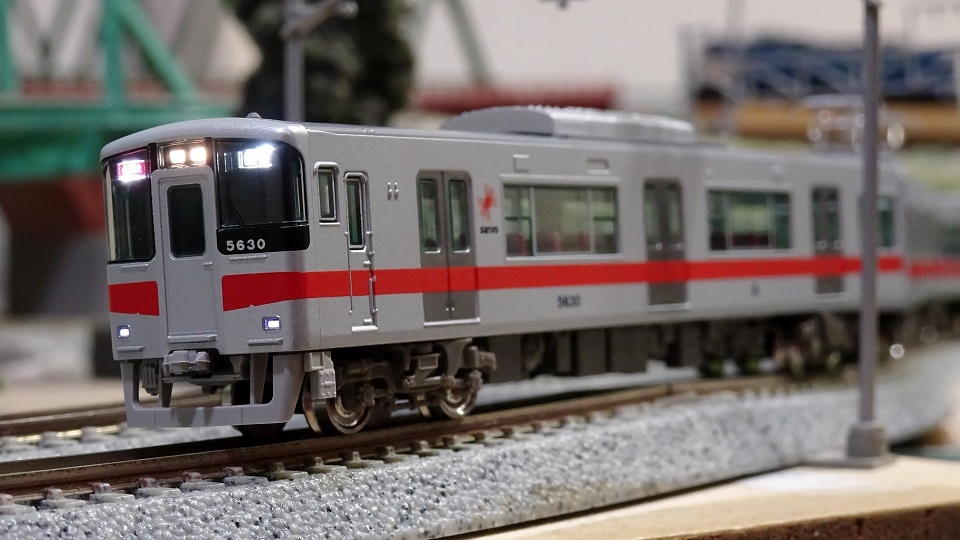 山陽電鉄5030系(新シンボルマーク・2018年仕様)
