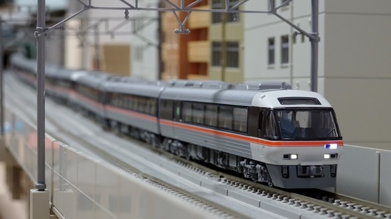 キハ85系 リニューアル箇所の紹介 - ビスタ模型鉄道(エヌゲージ日記)