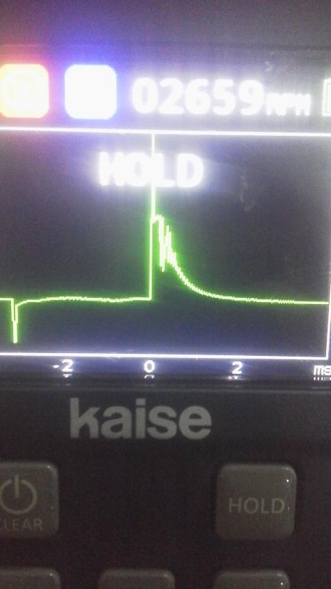 異常波形加速時3