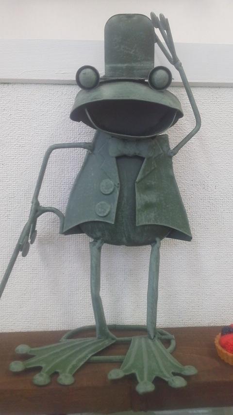 カエル男爵