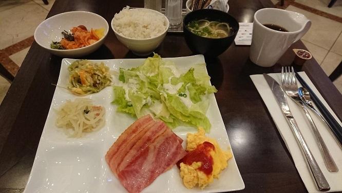 201906ヒルトン朝食 (5)