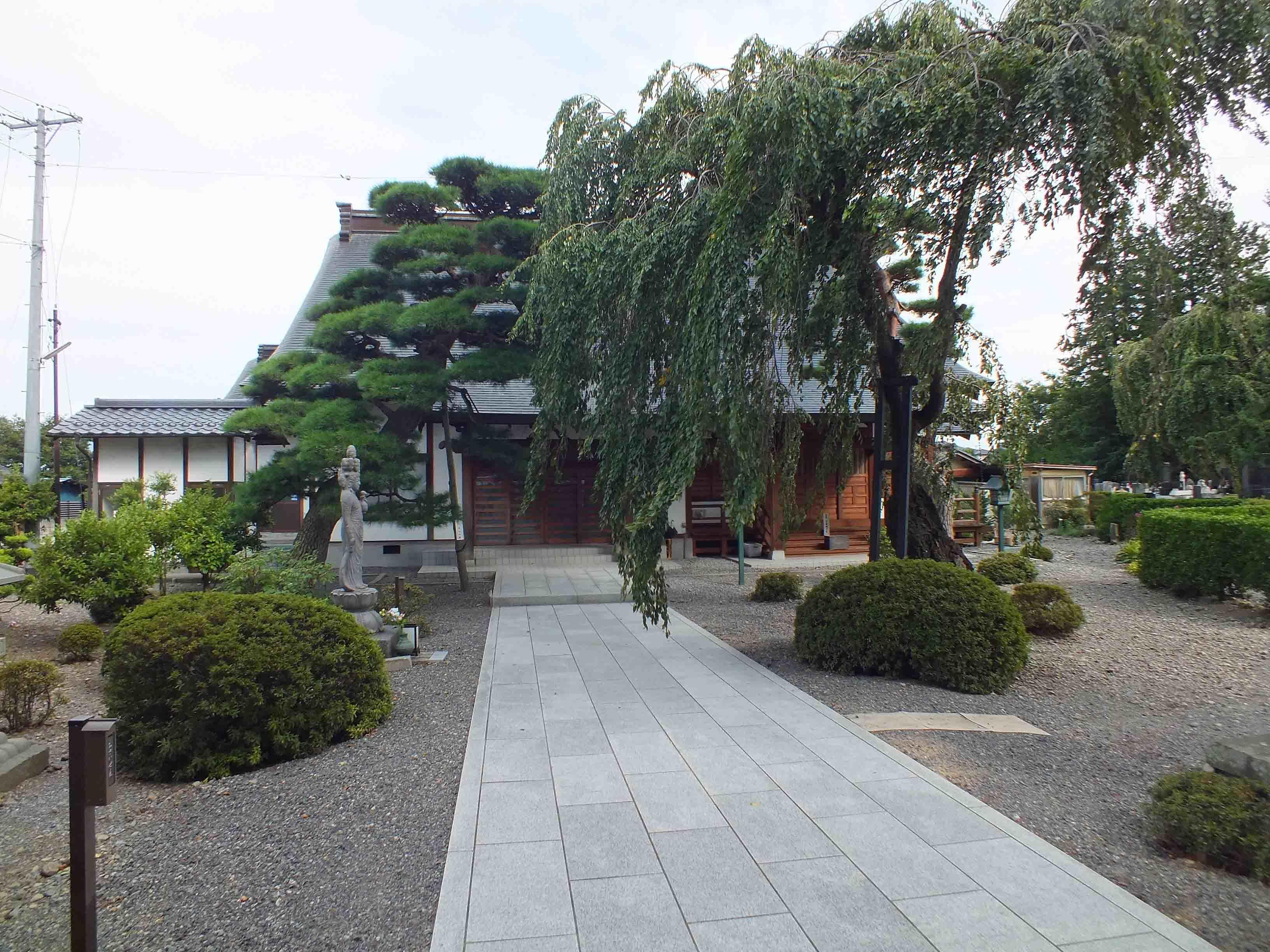 DSCF5507瑠璃光寺 本堂