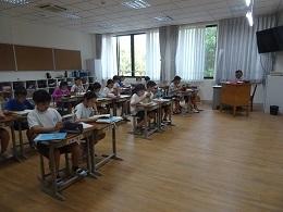 朝読書 5年生