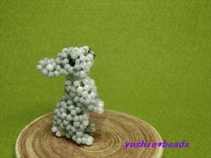 ウサギ(立っち)