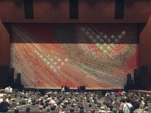 2019年6月10日広島県広島市「上野学園ホール」  和田秀和氏提供