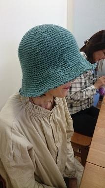 帽子米田さん