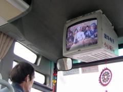 中国のバス2